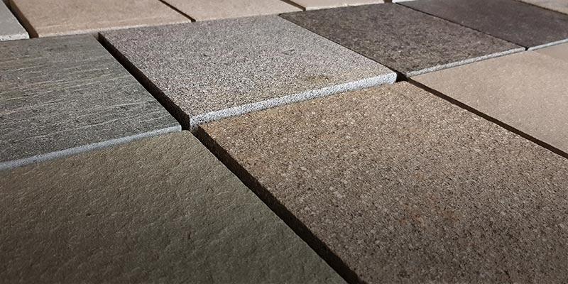 Choisir la pierre - surfaces