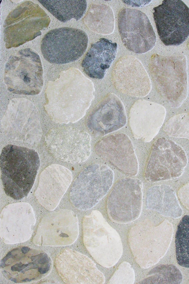 flat cobblestone